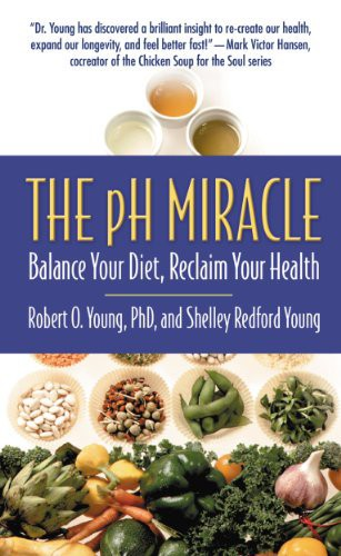"Cuốn ""The pH Miracle: Balance Your Diet, Reclaim Your Health"""