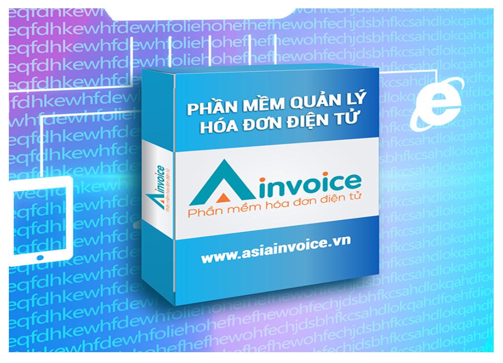 Hóa đơn điện tử Ainvoice